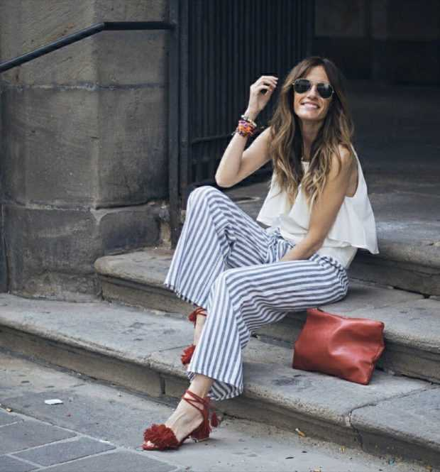 Stripes for Summer: 15 Amazing Outfit Ideas