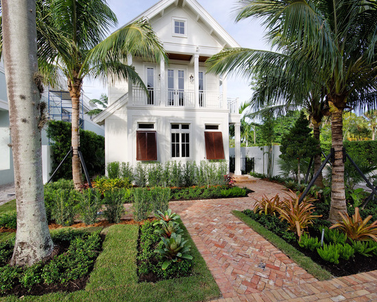 Tropical Style: 17 Stunning Exterior Design Ideas (Part 2)