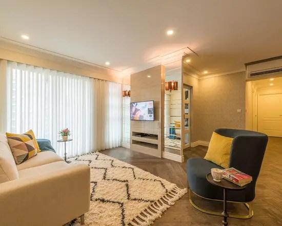 Colorful Preppy Home 17 Living Room Design and Decor Ideas