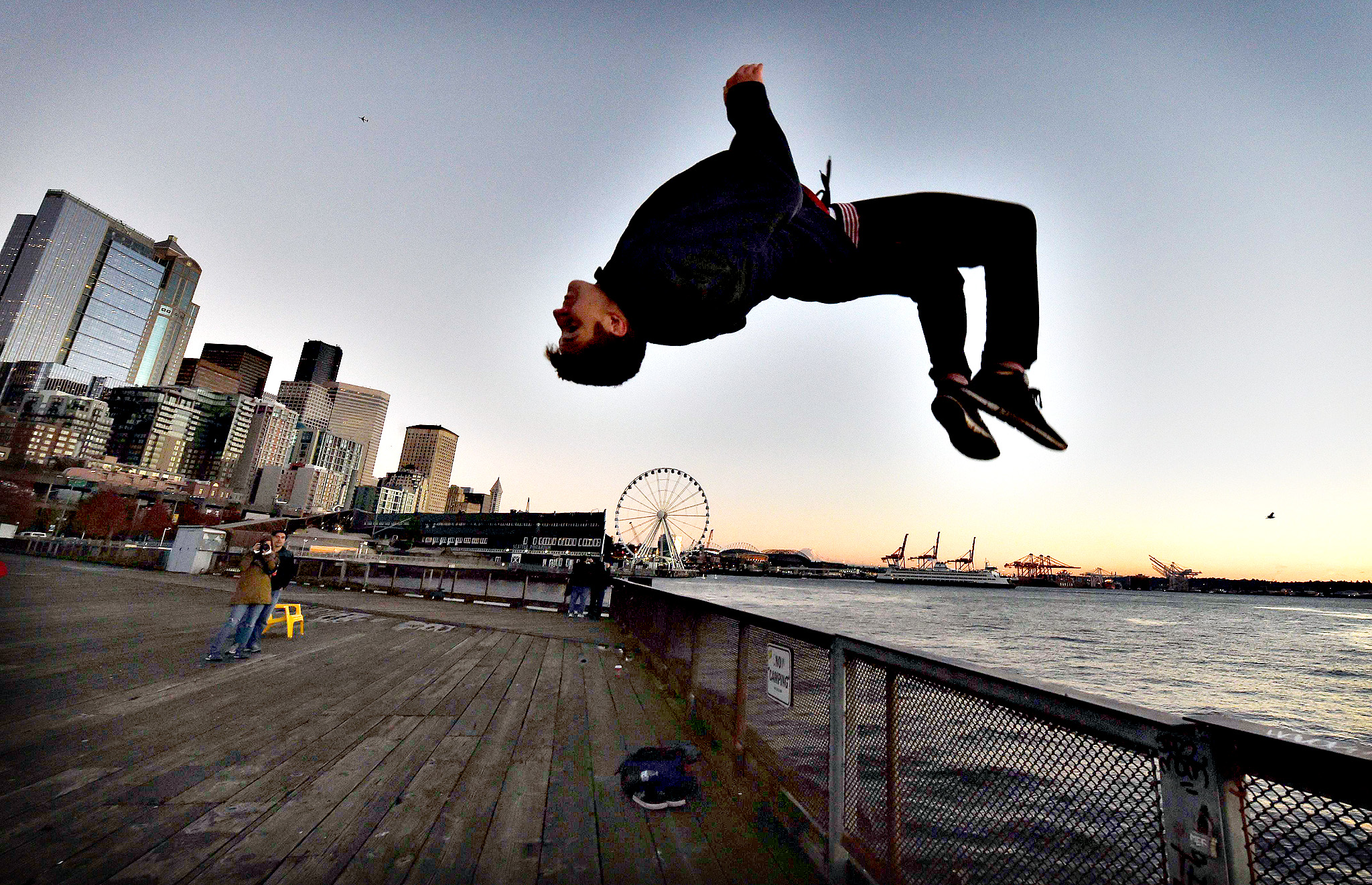 Parkour: How to Get Started