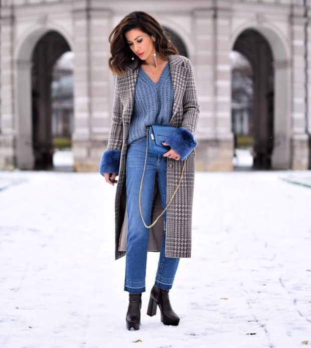 17 Cute Winter Outfits Street Style Inspiration For