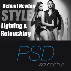 Helmut_Newton_Style_PSD_Cover