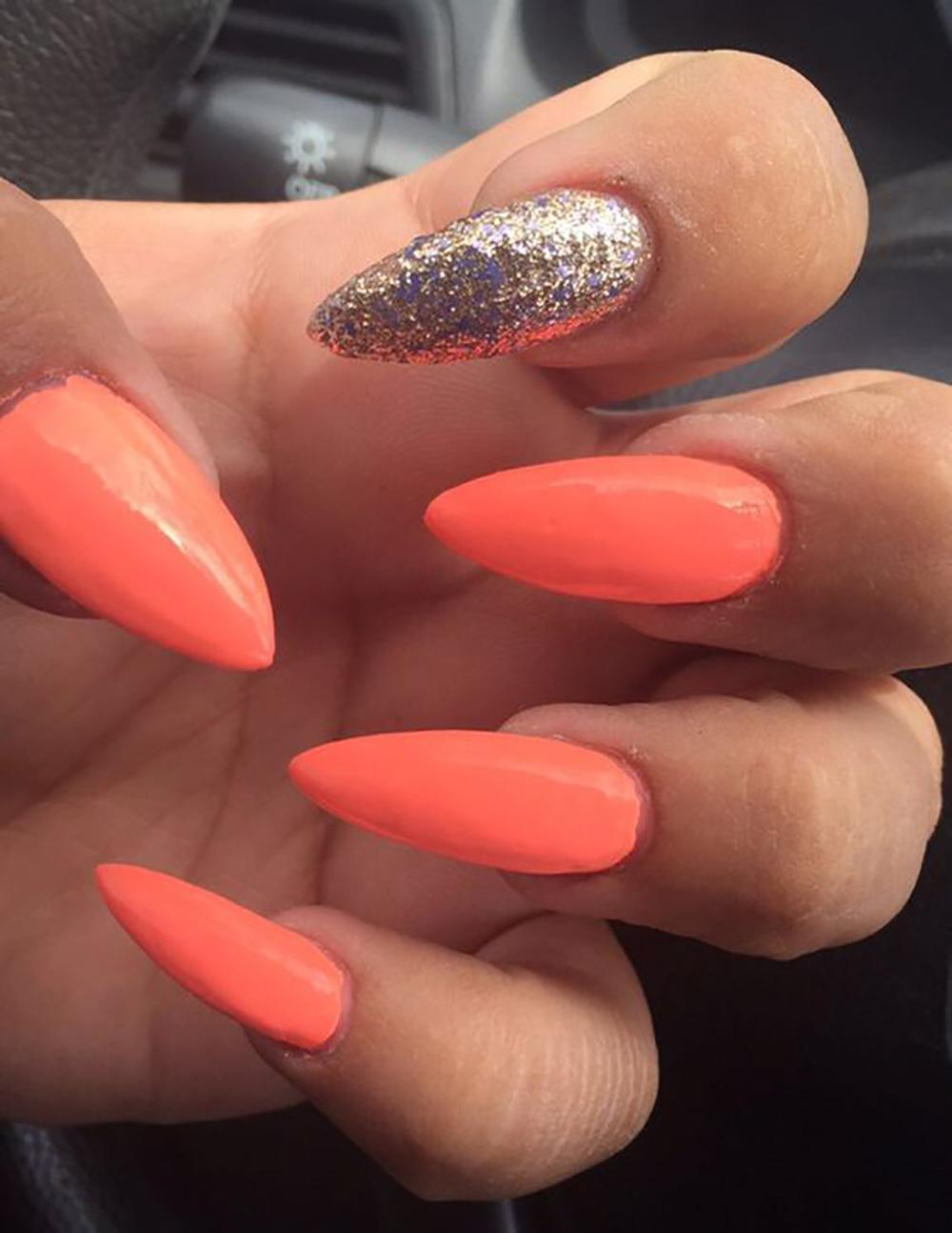 Contemporary Black People Nail Designs Picture Collection - Nail Art ...