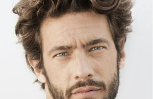 hairstyles for thick hair mens