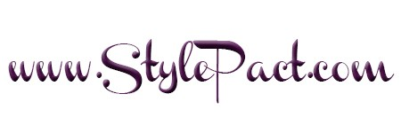 Style Pact White Banner