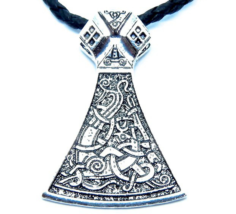Viking Mammen Axe Pendant. PC-aliexpress.com