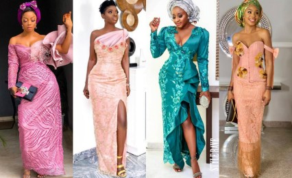 Aso Ebi Styles To Help You Standout Without Outshining The Bride