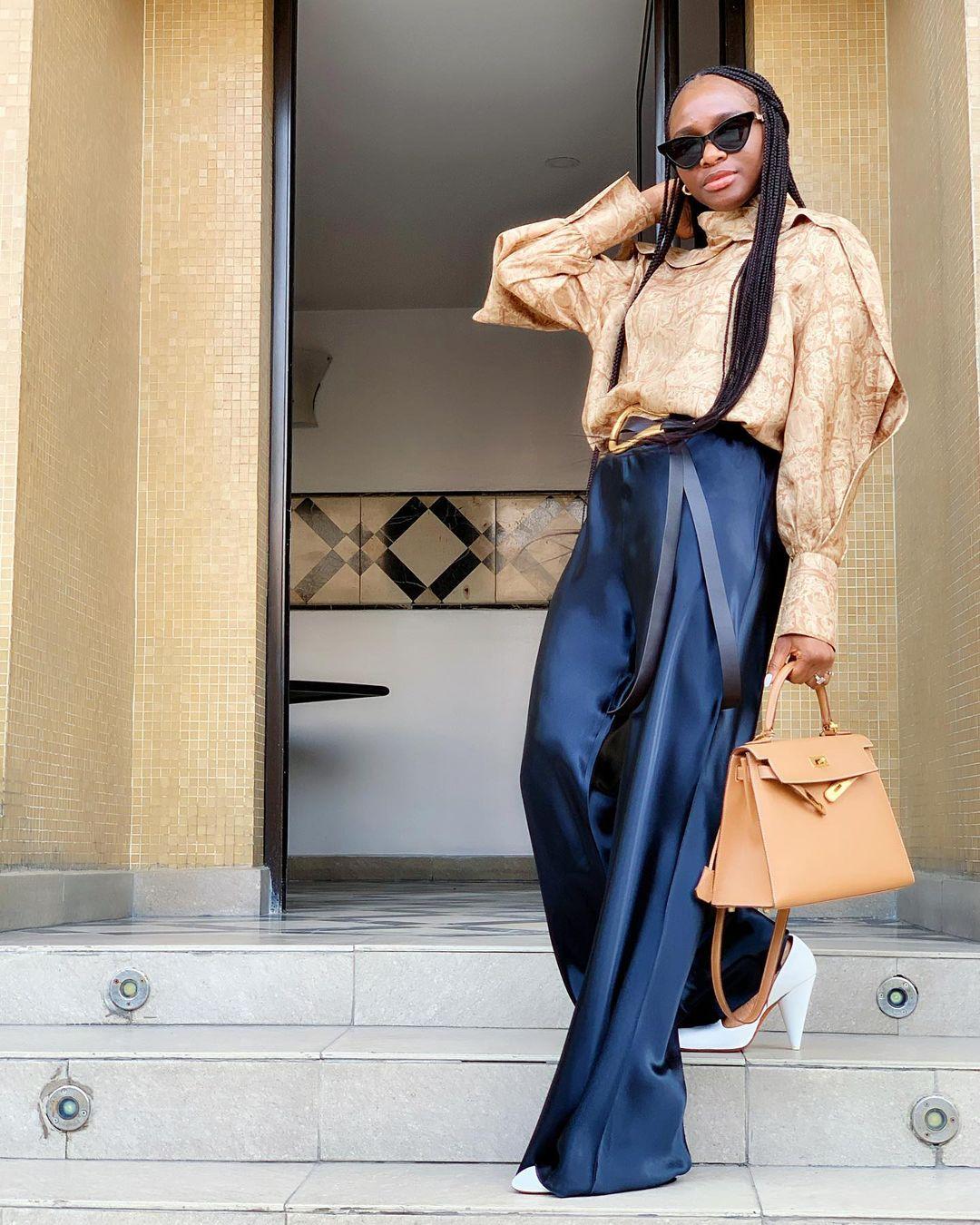 Lisa Folawiyo Nigerian Designer