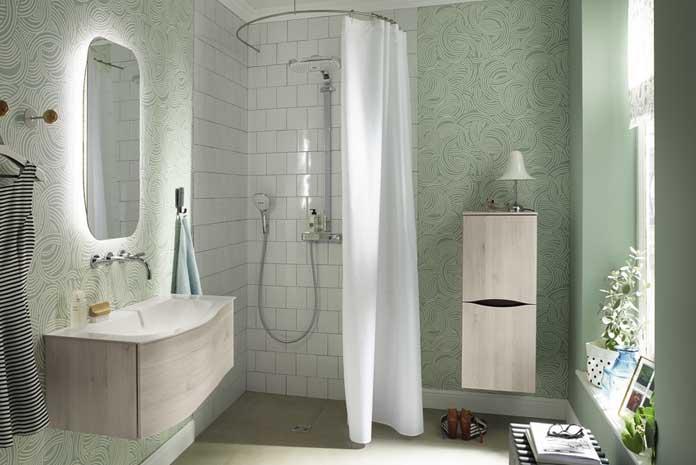 rideau de douche pourquoi il n est
