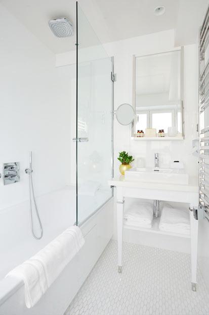 5 Astuces Pour Reussir Une Salle De Bains Comme A L Hotel