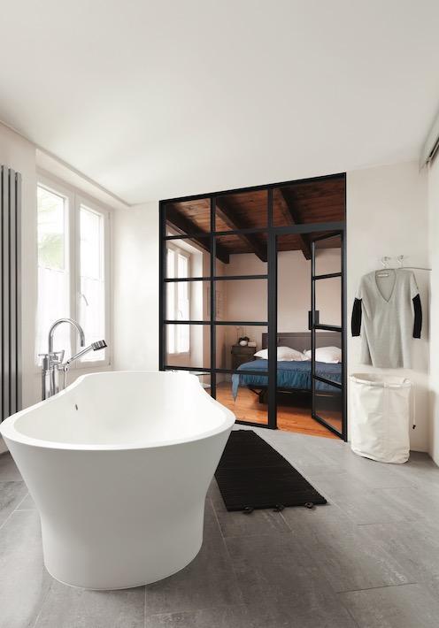 https www stylesdebain fr cloison verriere entre salle de bains et chambre
