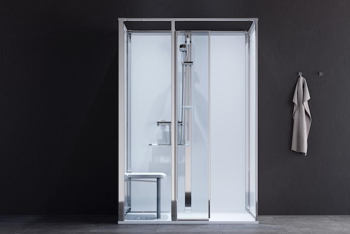 onyx de akw une cabine de douche tres
