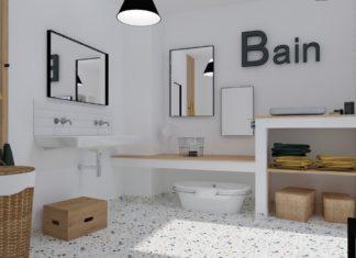 comment bien agencer la salle de bains