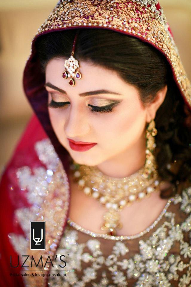 Latest Best Pakistani Bridal Makeup Tips Amp Ideas Basic