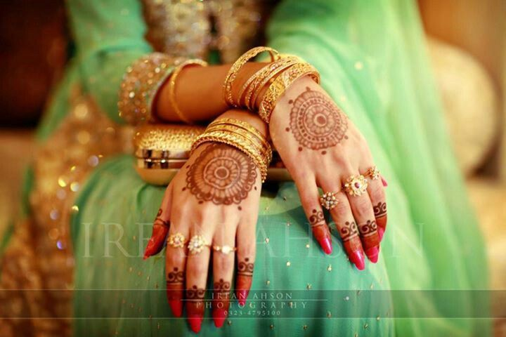 Latest Bridal Mehndi Designs Collection 2018 2019 For