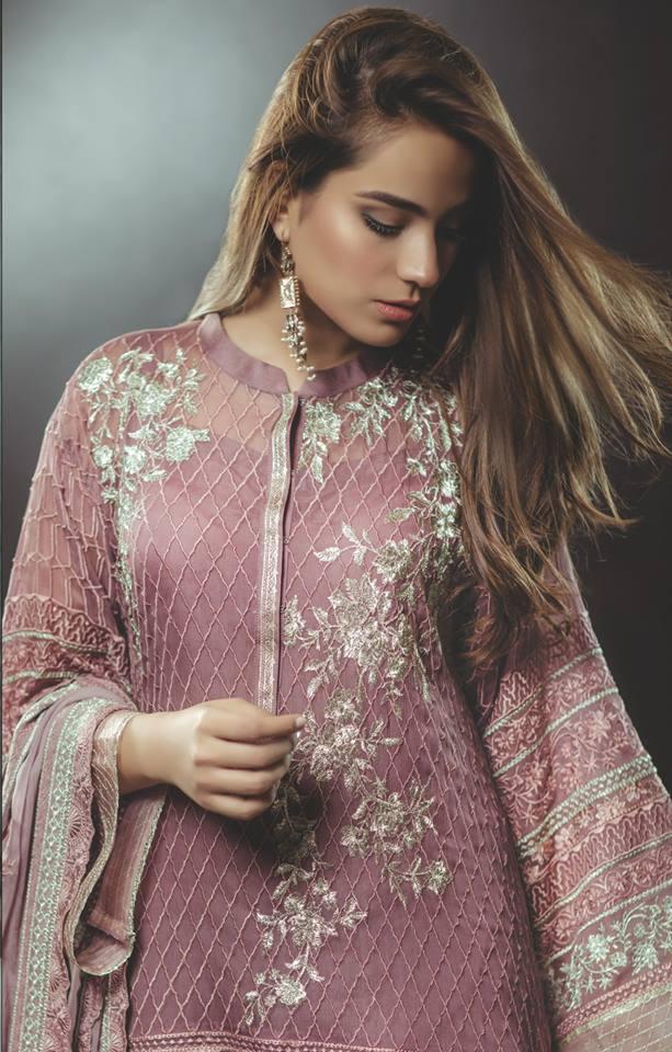 Formal Dress Pakistani 2017