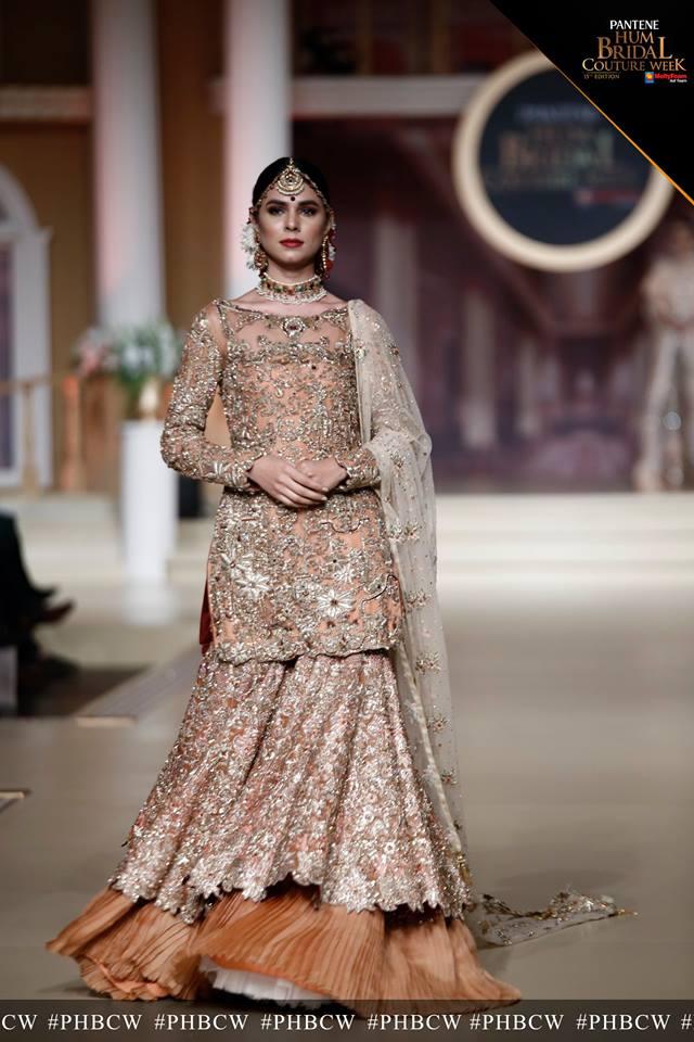 Mohsin Naveed Ranjha Pantene Hum Bridal Couture Week 2017