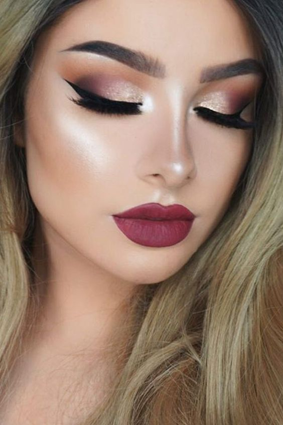 Latest Fall Winter Makeup Trends 2018 19 Beauty Tips Must