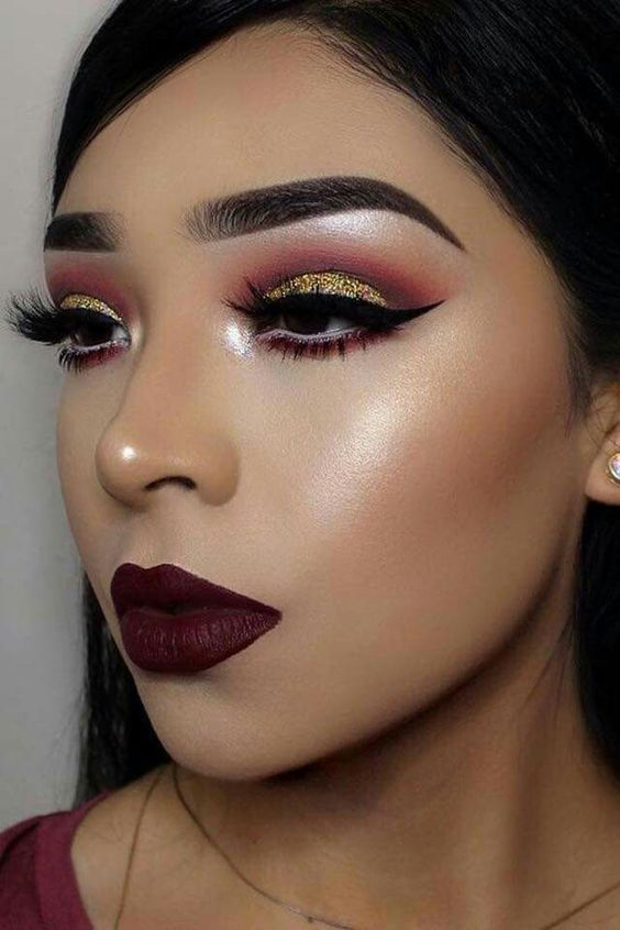 Latest Fall Winter Makeup Trends 2019 20 Beauty Tips Must Have Ideas