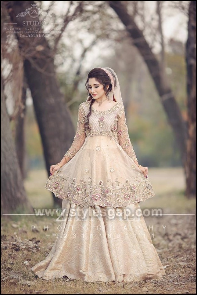 Latest Walima Dresses Designs Trends Collection 2020 2021