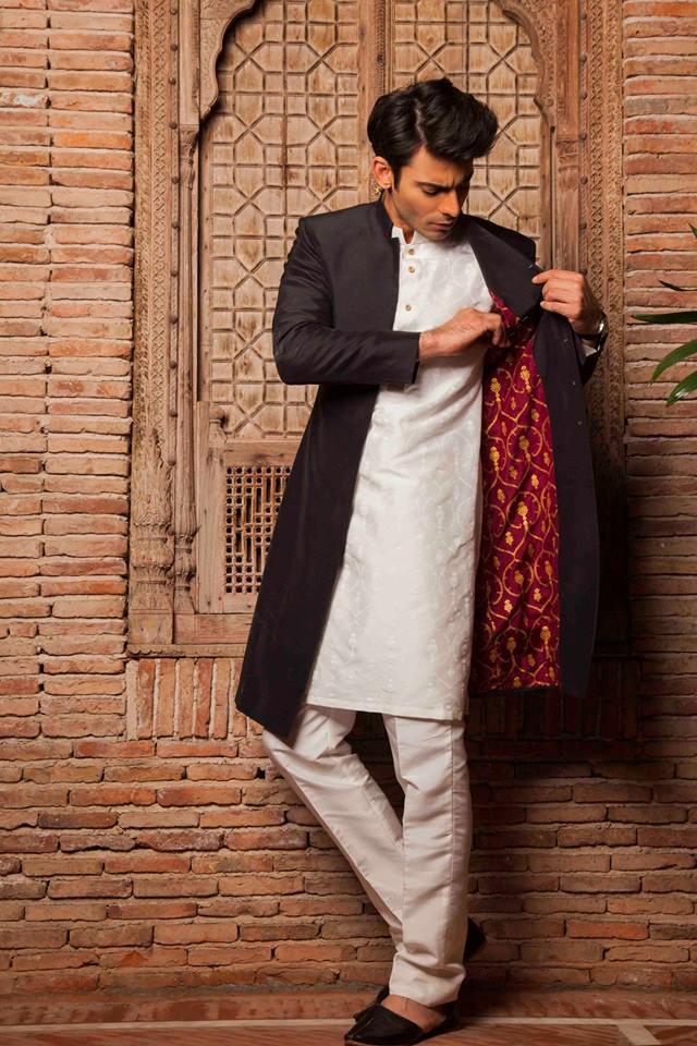 Silk By Fawad Khan Menswear Dresses Sherwanis Kurta