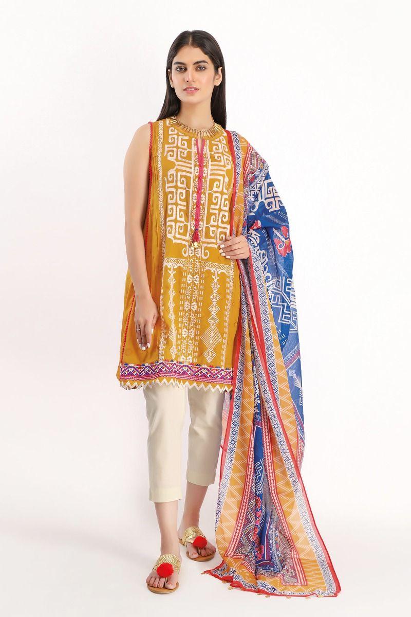 Latest Pakistani Bridal Dresses 2018 By Sohaib Designer Khaadi