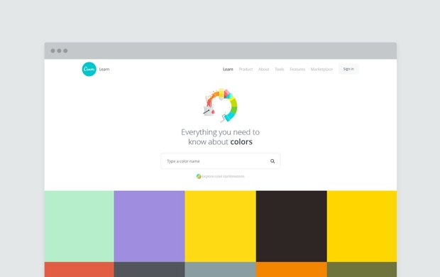 Color palette generator and color tool - Canva's Color Wiki