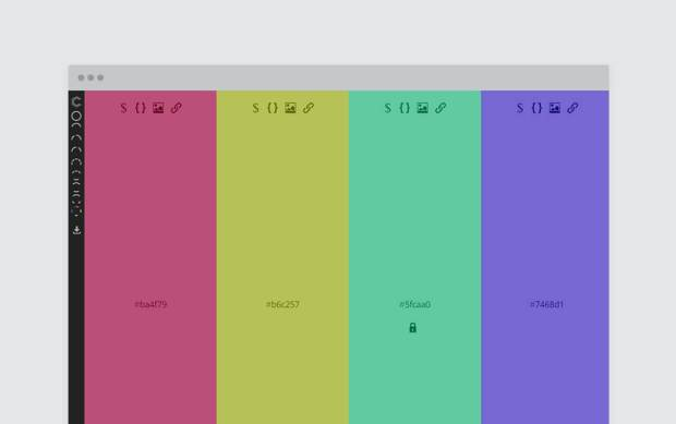 Color palette generator and color tool - Colourcode