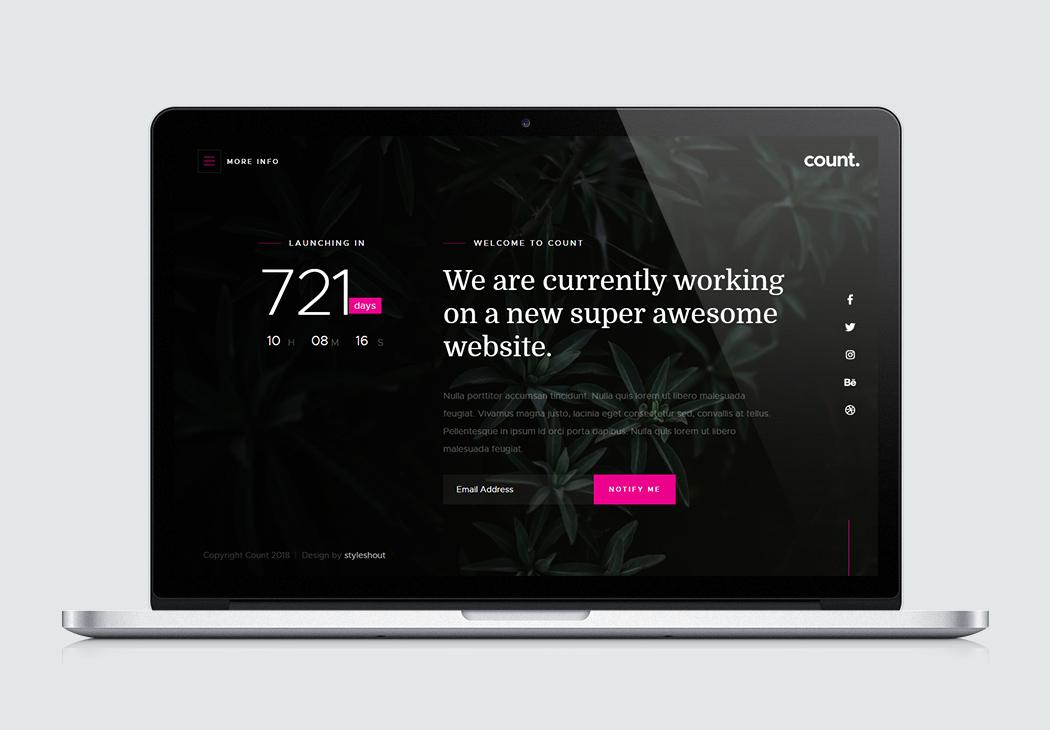 website designs free