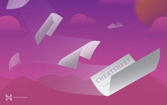 CSS3 Cheat Sheet (JPEG, PDF)