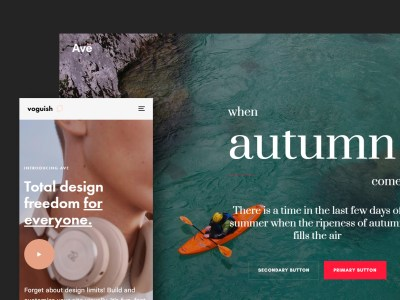 Ave - HTML Responsive Multi Purpose Template