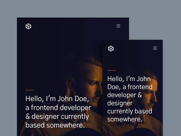 Free Website Template - Ethos 02