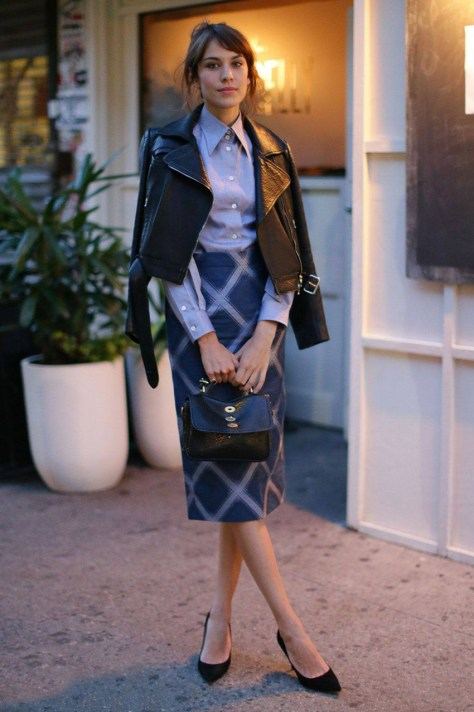classic style blogs New Alexa Chung Kerry Washington and More St