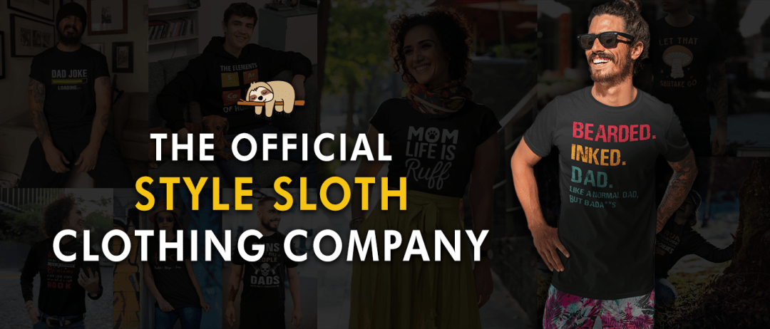 Style Sloth Banner