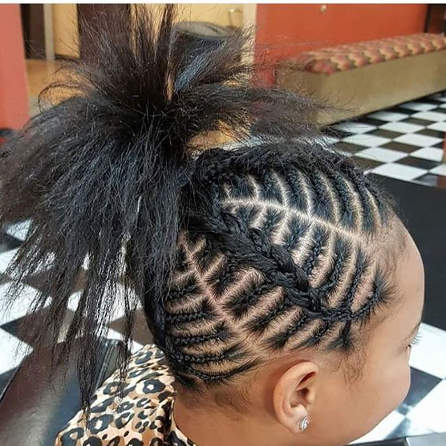 Try These 20 Iverson Braids Hairstyles With Images Amp Tutorials