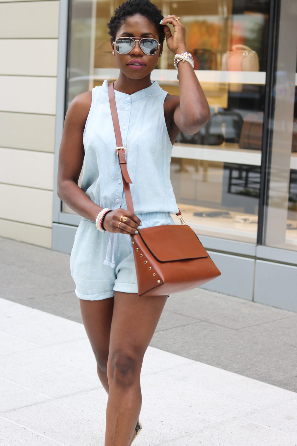 style synopsis casual romper