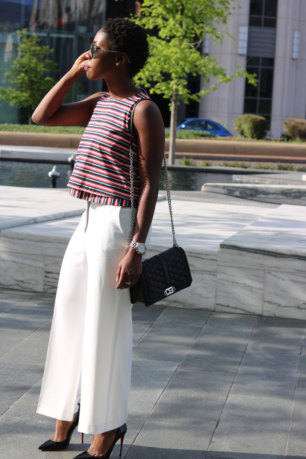 style synopsis culotte look