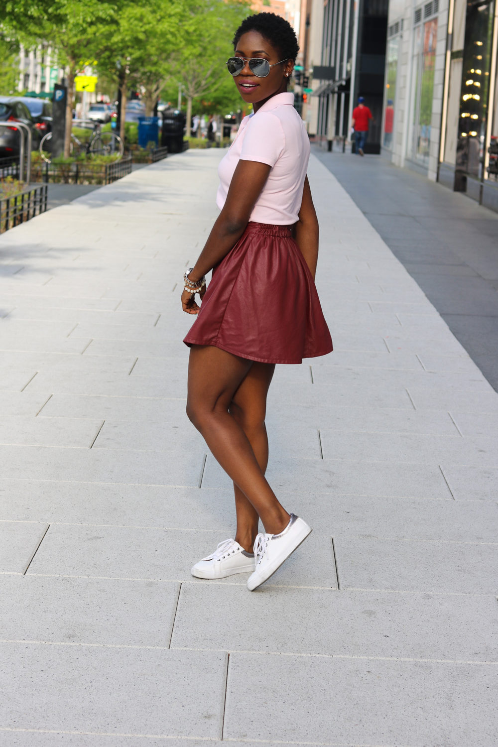 style synopsis sporty style