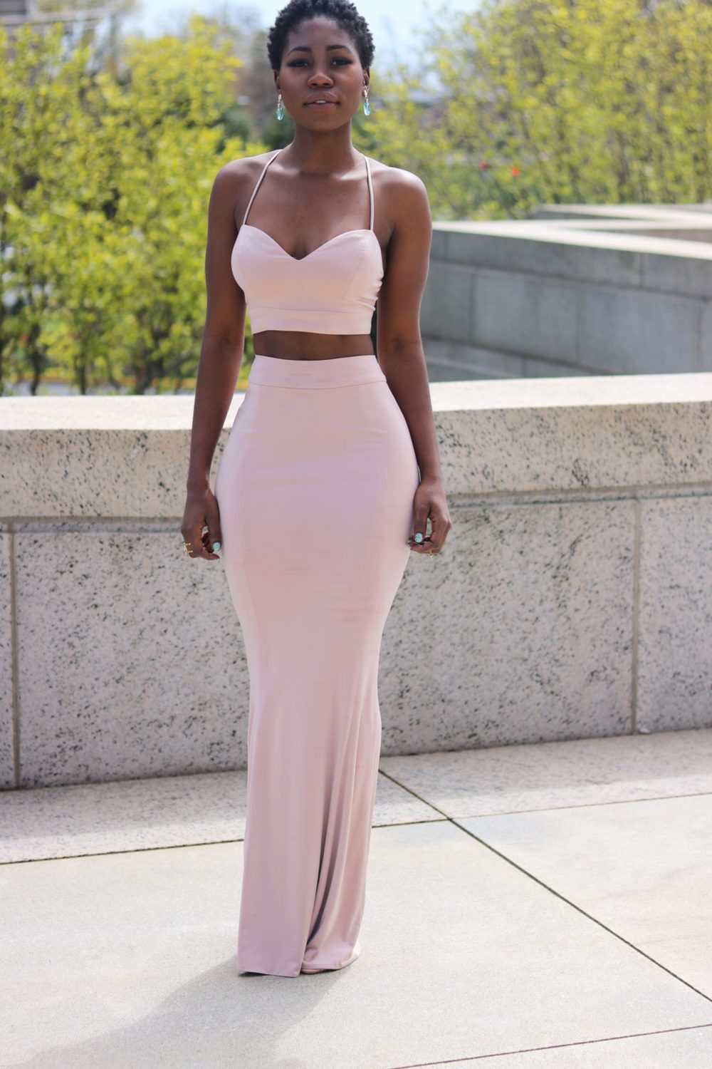 style synopsis_ glam look