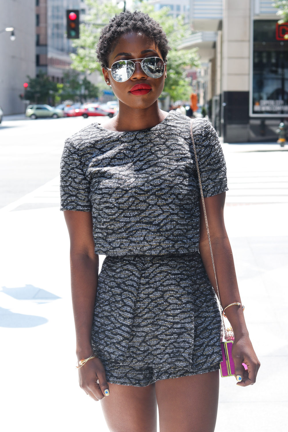 style synopsis two piece style look