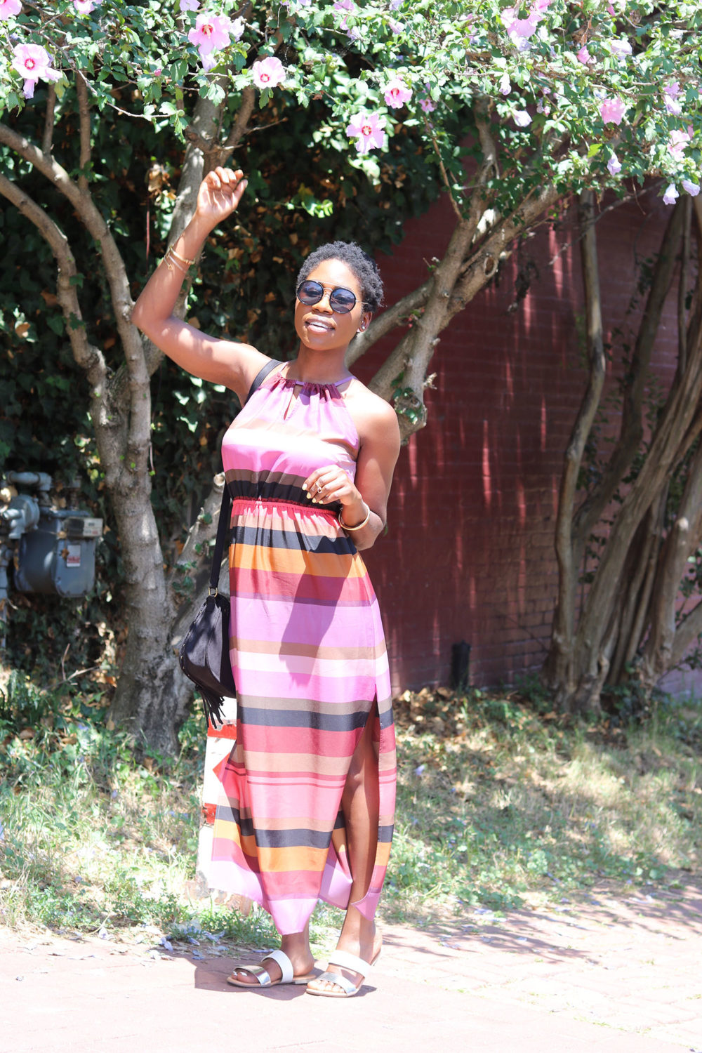 style synopsis multicolor maxi dress