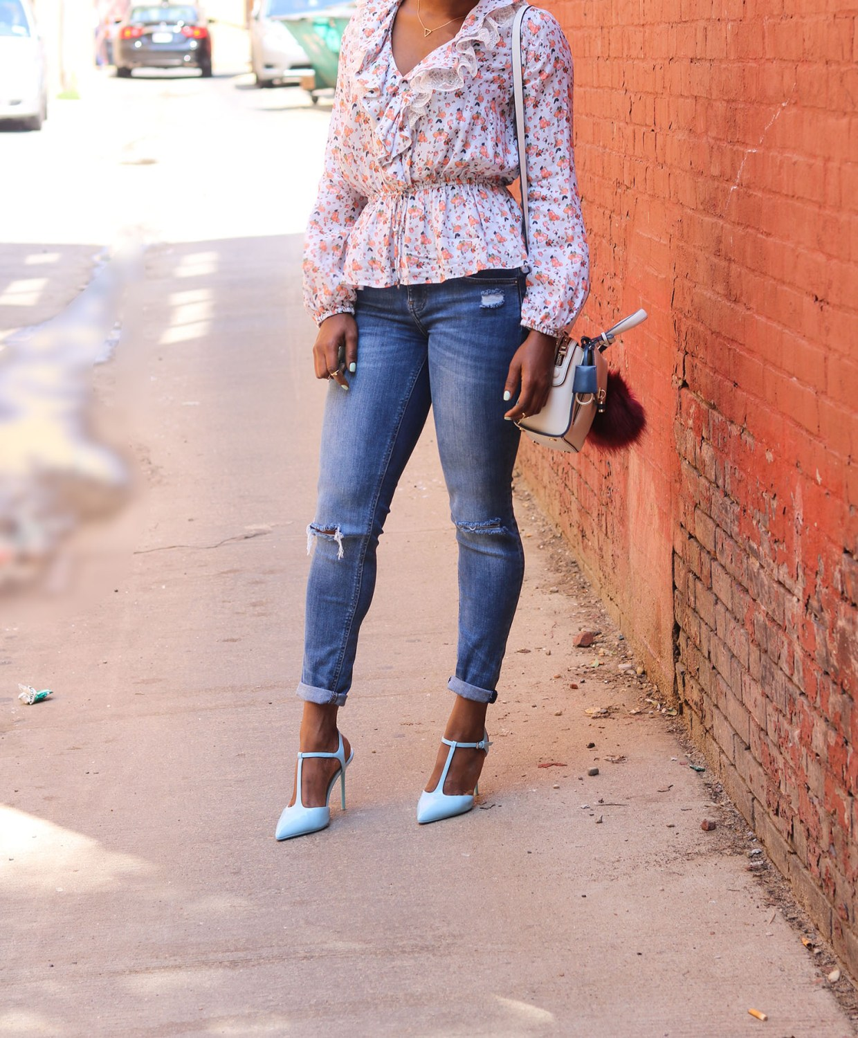 style synopsis summer floral tops