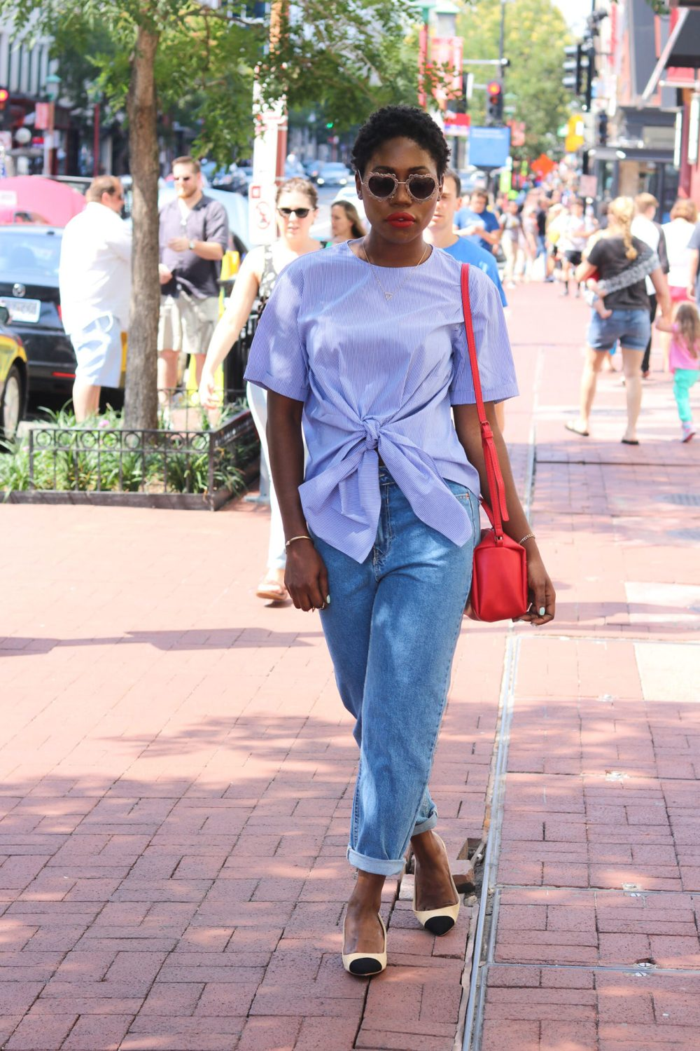 style synopsis summer colorful looks