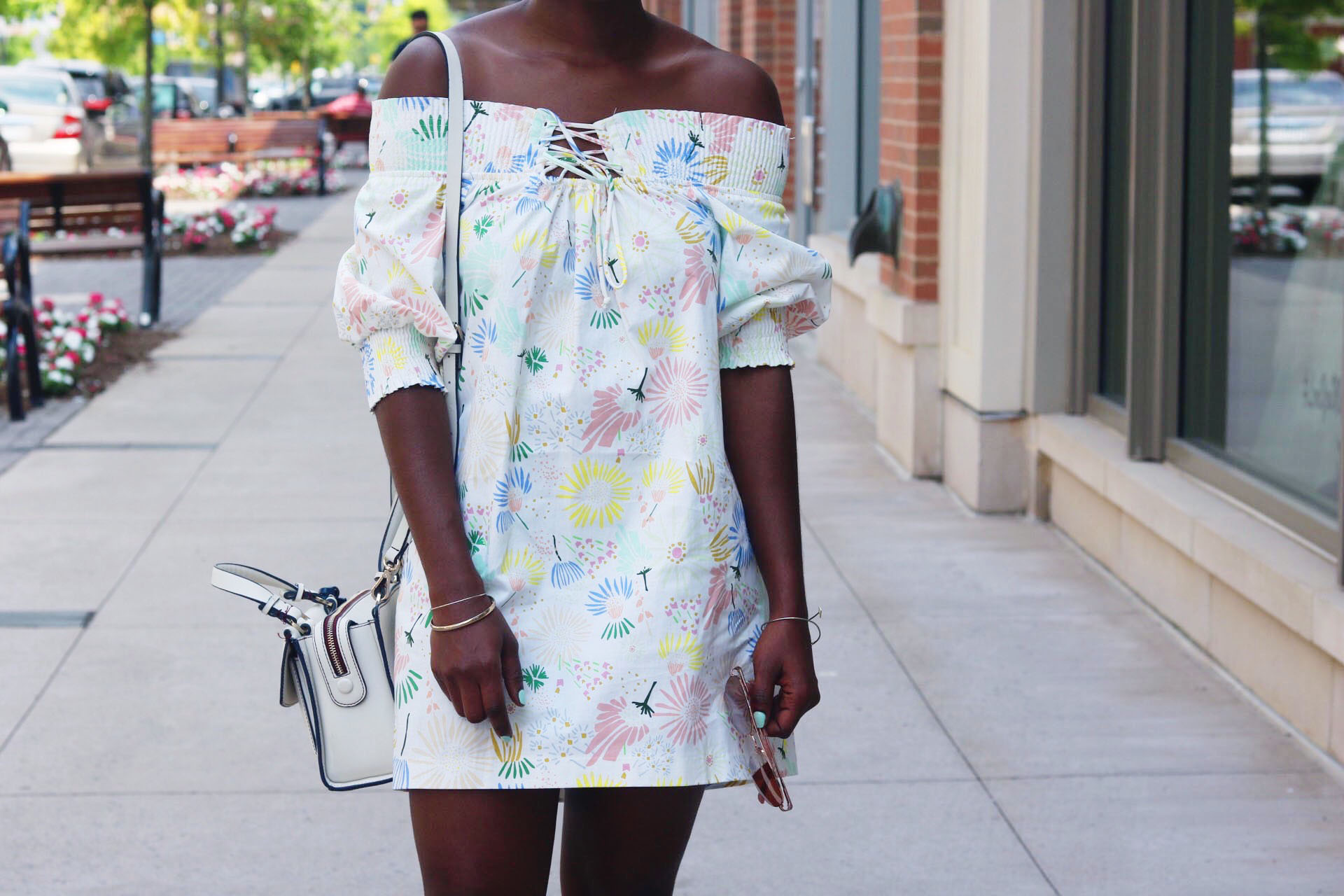 style-synopsis-denim-espadrilles-floral-off-shoulder-dress