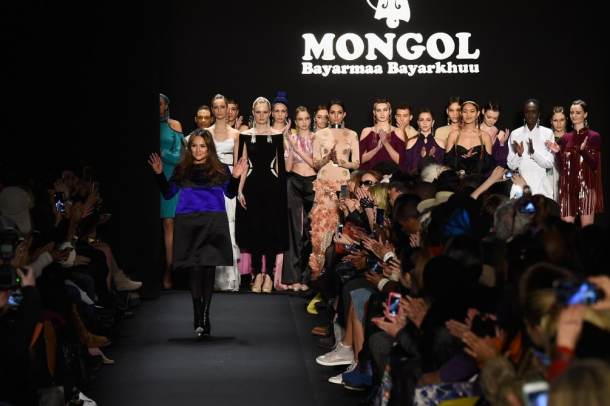 Mongol NYFW F/W 2015