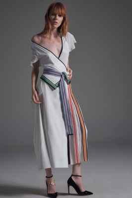Diane Von Furstenberg SS17 New York Fashion Week Trends Image via Vogue.com