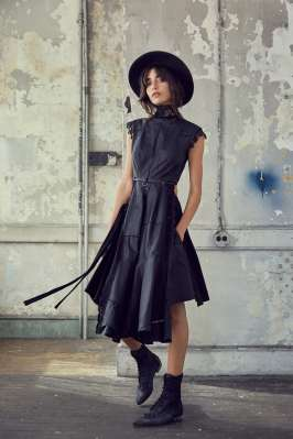 Gary Graham SS17 New York Fashion Week Trends Image via Vogue.com