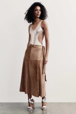 Halston Heritage SS17 New York Fashion Week Trends Image via Vogue.com