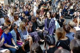 NYFW Street Style September 2016 SS17 Chriselle Lim