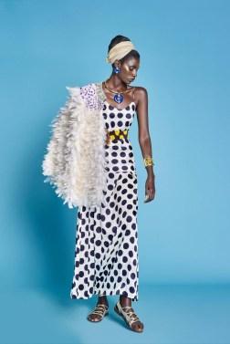 Duro Olowu London Spring 2017 Trends // Photo via Vogue.com